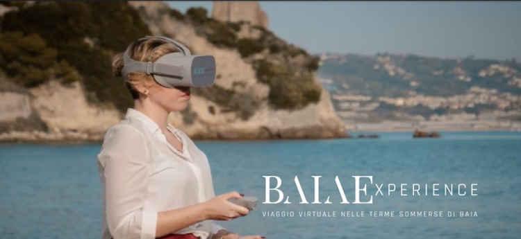 BAIAExperience: viaggio virtuale in fondo al mare