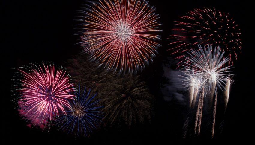 Stop ai fuochi d'artificio!