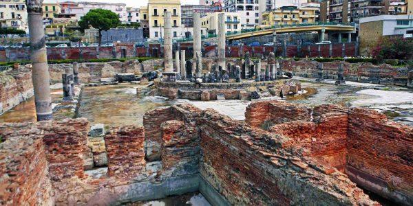 Trekking Urbano ''La Pozzuoli Romana'' Tempio di Serapide