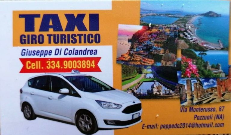 di colandrea taxi