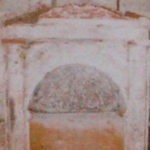 necropoli cappella