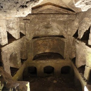 necropoli di cappella 1