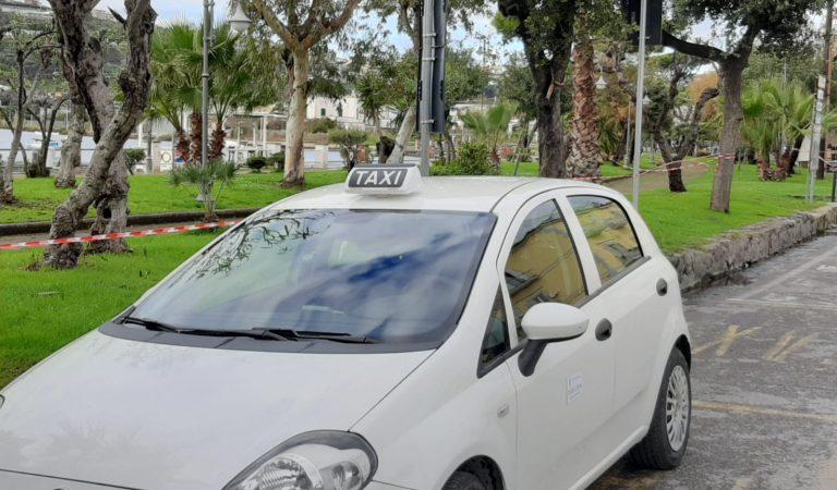 taxi scotto di vetta