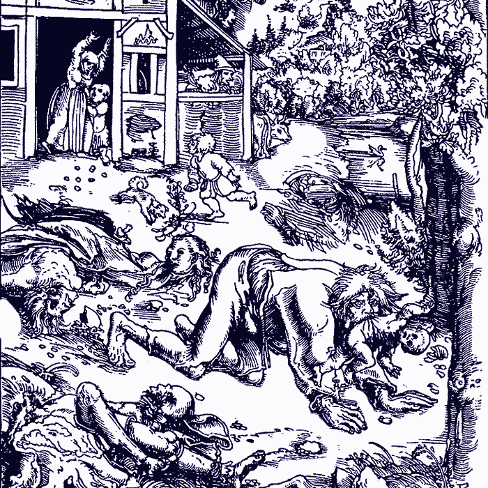 lupo-mannaro-stampa-antica